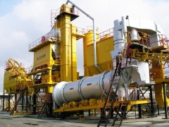 В Казахстане налажено производство асфальтосмесительных установок
