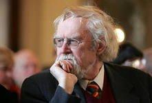 В возрасте 77 лет в Вильнюсе умер поэт, эссеист, переводчик Марцелиюс Мартинайтис