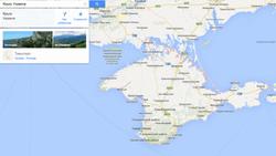От Google, Microsoft и Википедии требуют изображать Крым как русскую землю