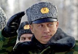 Путин финансирует армию и войну из секретных фондов – Bloomberg