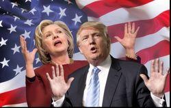 Российские эксперты по-разному оценивают предвыборную гонку в США