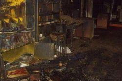 Поджог православного храма