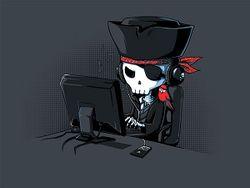 Украина замкнула десятку самых пиратских стран мира