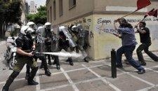 Из-за роста платы за проезд в Аргентине вспыхнули беспорядки