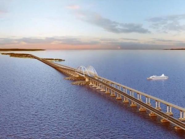 Мост В.Путина вникуда: корреспондент поведал, почему мост вКрым недостроят