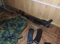 Нетрезвый вооруженный россиянин пытался прорваться через «Чонгар»