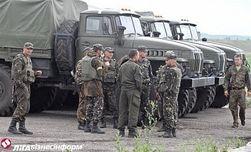 Силы АТО вошли в Степановку и Мариновку