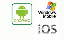 Android и iOS стали самыми популярными ОС смартфонов в Интернете
