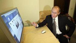 Путин объяснил опасность Интернета для россиян