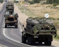 """Армия России везет ракеты к """"Букам"""" в Украину"""