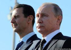 Асад, Путин, Шойгу в Сирии