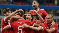Сборная России по футболу на ЧМ-2018