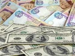 Украинская гривна взяла курс на укрепление к доллару