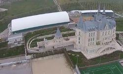 В Сеть попало видео роскошного особняка Кивалова в Одессе