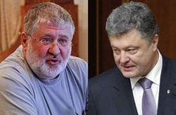 У Порошенко было три сценария развязывания конфликта с Коломойским - СМИ