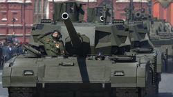 На танк «Армата» хотят поставить более мощную пушку