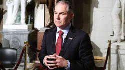 Главный эколог США не верит, что глобальное потепление связано с уровнем СО2