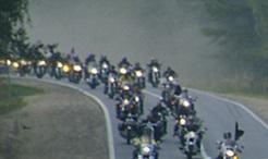 Напряжение нарастает: Литва развернула обратно российских байкеров