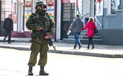 Дума легитимизирует действия сепаратистов и «зеленых человечков» в Крыму
