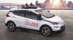 Беспилотный электрокар Cruise AV