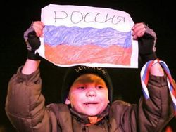 Националистические настроения в России пошли на спад – соцопрос