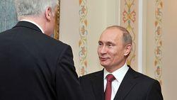 Зачем главный критик Меркель Хорст Зеехофер приехал к Путину