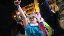 Почему граждане Колумбии не захотели мириться с повстанцами ФАРК