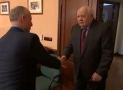 Киев попросит ЕС внести Горбачева в «черный список»