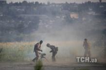 Российские военные используют противотанковые ракеты – пресс-центр АТО