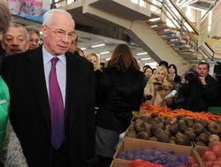 Заявления Азарова могут стать причиной подорожания овощей и фруктов в Украине - эксперты