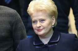 Президент Литвы не считает преувеличением сравнение Путина с Гитлером