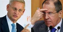 Бильдт ответил Лаврову: не нужно навязывать Украине свое мнение