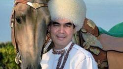 В Туркменистане предпочитают белый цвет