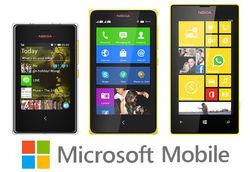 Microsoft Mobile сократит заказ бюджетных смартфонов
