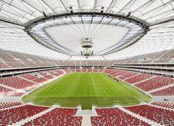 Варшава готовится принять финал Лиги Европы