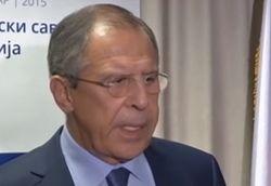 Лавров: РФ направила согласованную с Киевом миссию