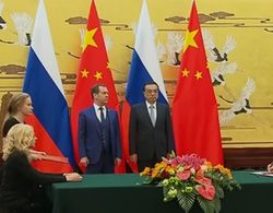 Товарооборот между Россией и Китаем побил рекорд