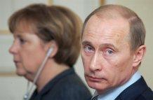 Путин заявил Меркель о необходимости снять блокаду с Приднестровья