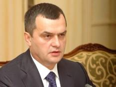 Министр Захарченко предложил создать совместные патрули милиции и общественников