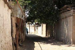 9 октября в старом городе Ташкента снесен первый дом