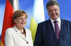 Пять ключевых пунктов визита Меркель в Украину