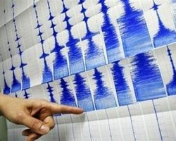 На востоке Украины произошло землетрясение – первое за годы независимости