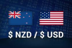 Произошло значительное укрепление пары NZD/USD
