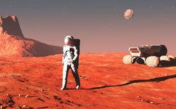 Колонизация Марса может привести к возникновению нового человеческого вида