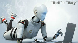 Роботы контролируют половину оборота Мосбиржи