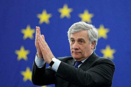 Антонио Таяни избран президентом Европарламента