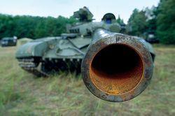 Со страху сепаратисты углядели в порту Одессы танки НАТО