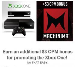 Стелс-реклама: Microsoft платит за любое упоминание Xbox One