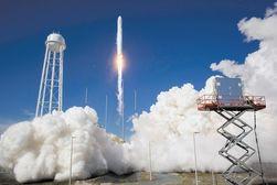 Успешный старт ракеты Antares - возрождение космической отрасли России