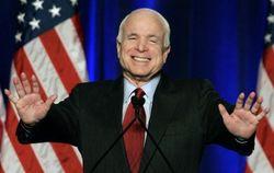 Экономические санкции повлияют на Россию, как на Иран – Маккейн